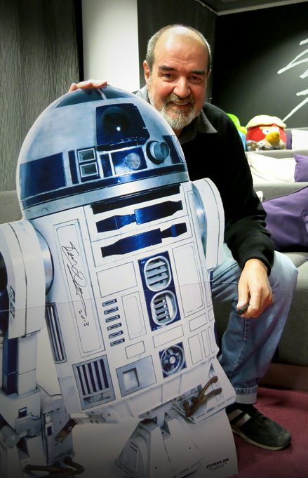 Professor-Tony-Dyson-with-R2D2
